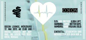 ZIM&ZOM am 17.05.19 in der Odeon Lounge Würzburg